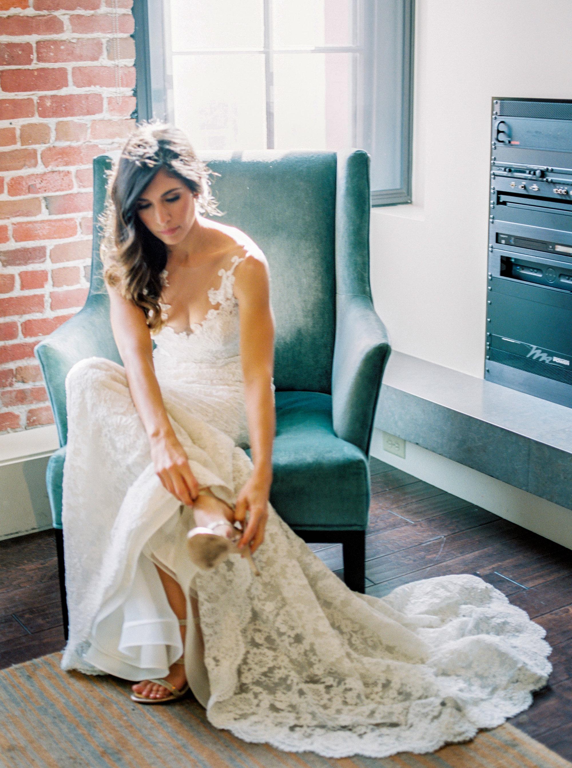 Stephanie & Brian: A San Francisco City Glam Wedding at Fort Mason